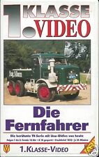 DIE FERNFAHRER Folge 1-12 TV-Serie mit LKW-Oldies 1963-67 VHS