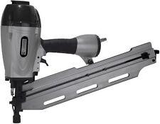 10 - 12 GA Air Framing Nailer Nail Gun Round Head 2in - 3 1/2in Nails 21 Degree