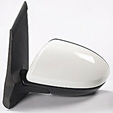 Electric Side Mirror Aspherical Heated Primed LEFT Fits MAZDA 2 2007-2015