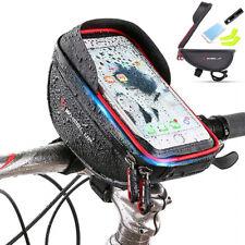 Wasserdicht Fahrrad Handytasche Lenkertasche Halterung Schlüsseletui Geldbeutel