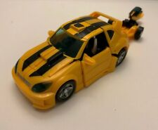 Transformers 2010 Bumblebee with Jet Ski Trailer Loose Action Figure.