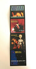 "Nirvana ""Nevermind"" 20th Annivers. Singles Card Set"