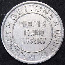 ITALIANO TORINO JUKE BOX Token gettoni | | KM monete