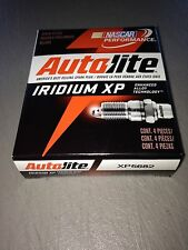 FOUR(4) Autolite Iridium XP5682 Spark Plug SET **$3 PER PLUG FACTORY REBATE!!!**