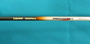 "DAIWA Procaster Ti Spinning Rod 5'9"" Tournament PR591-2FS-T Graphite NEW P84"