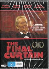 THE FINAL CURTAIN (2002 Peter O'Toole) -  DVD -  UK Compatible - sealed