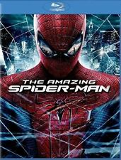The Amazing Spiderman Blu Ray (Andrew Garfield) Disc Only