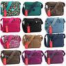 New Women Waterproof Messenger Cross Body Handbag Ladies Hobo Bag Shoulder Bag