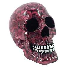 Nemesis Now Romance Skull 19cm Resin Figurine Ornament New Boxed D2218F6