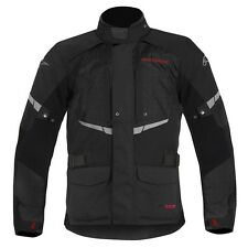 Motorcycle Alpinestars Andes Drystar Jacket WP - Black UK SELLER 8051194279033 Men/uni S
