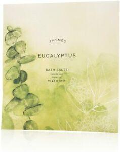 Thymes Bath Salt - 2 Oz - Eucalyptus