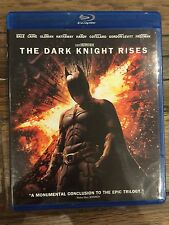 The Dark Knight Rises (Blu-ray/DVD Combo+UltraViolet Digital Copy), Excellent DV