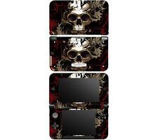 Vinyl Skin Decal Cover for Nintendo 3DS XL LL - Mystic Skull