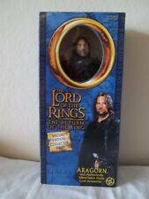 """Aragorn 12"""" Doll Action Figure by Toybiz LOTR 2003 Return of the King"""