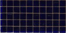 50pcs NT67 Transparent Lapis Natura Opaque Glass Mosaic Tiles 15x15mm Paperfaced