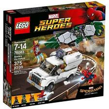 LEGO Spider-Man, Super Heroes