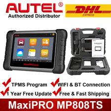 Autel MaxiPRO MP808TS OBD2 escáner diagnóstico auto lector código TPMS Program