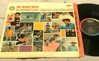 Beach Boys ALL SUMMER LONG Orig 1964 MONO surf LP