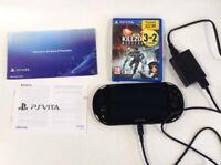 Bundle Sony PSVita Games Console With Original Box + Killzone Mercenary Game