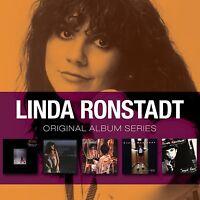 LINDA RONSTADT ORIGINAL ALBUM SERIES 5CD ALBUM SET (2012)