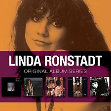 LINDA RONSTADT ORIGINAL ALBUM SERIES 5CD ALBUM SET (2012)