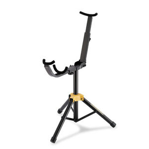 Hercules Stands DS552B Low Brass Alto Horn Instrument Stand w/ Tripod Legs