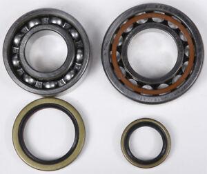 Pro-X 23.CBS63000 Crankshaft Bearing and Seal Kit for 1997-03 KTM 250SX/EXC