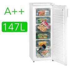 A++ Gefrierschrank 147 L Tiefkühlschrank Tiefkühler Freistehend Exquisit Stand