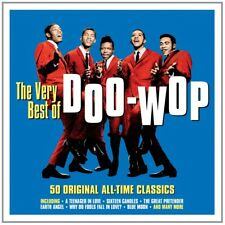 VERY BEST OF DOO WOP 2 CD (The Crowns, The Flamingos, The Platters) NEUF