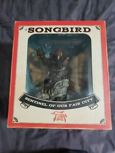 Limited 31/200  BioShock Infinite Songbird Statue Signed by Ken Levine & Team