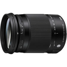 Sigma 18-300mm f/3.5-6.3 DC Macro OS HSM Zoom Lens for Canon EOS DSLR Camera USA
