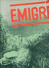 EMIGRE displaced persons HOLLAND1979 EX LP