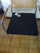 Coussin / Galette chaise ou fauteuil de jardin bleu navy Gloster