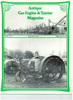LARGE SIZE  12 X 16 A.D Baker Steam Traction Engine Swanton OH New Metal Sign