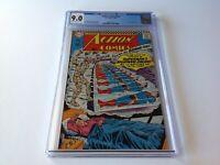 ACTION COMICS 344 CGC 9.0 SUPERMAN BATMAN DC COMICS