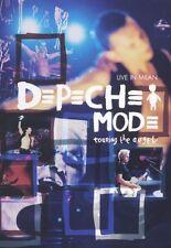 """DEPECHE MODE """"TOURING THE ANGEL"""" DVD NEU"""
