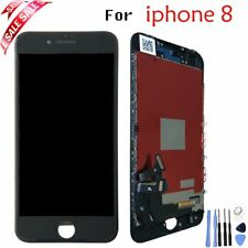 """For Display iPhone 8 4.7"""" LCD Touch Screen Digitizer Replacement Assembly BLACK"""