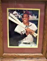 Willie Mays 8 X 10 Signed Photo PSA/DNA...Early NY Giants Photo...MINT
