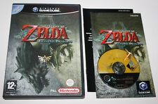 ++ jeu nintendo gamecube the legend of ZELDA twilight princess ++