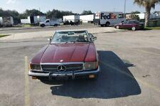 Mercedes Benz SL280 1978 Restaurationsprojekt