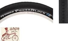 "TIOGA POWERBLOCK S-SPEC 20"" X  1-1/8"" FOLDING BEAD BLACK BICYCLE TIRE"