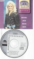CD--LINDA FELLER --- SOVIEL ZEIT MUSS SEIN