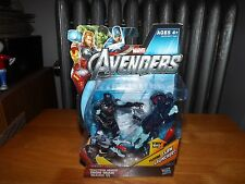 "THE AVENGERS CONCEPT SERIES, REACTRON ARMOR IRON MAN MARK VI 4"" FIG, NIP, 2011"