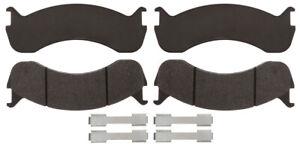 Disc Brake Pad Set-Semi-Metallic ACDelco Pro Brakes 17D786MH