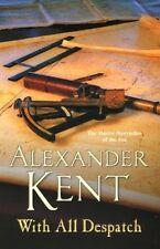 With All Despatch - Alexander Kent - Small Paperback - 20% Bulk Book Discount