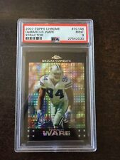 2007 TOPPS CHROME #TC148 DEMARCUS WARE XFRACTOR*PSA GRADED MINT 9 ** *KGF-2030