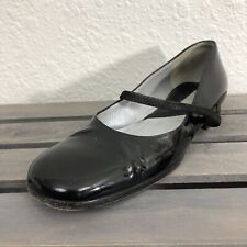 Magli Mary Jane Shoes Sz 36 Black Patent Leather