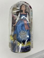 Hasbro Disney Beauty and the Beast Village Dress Belle Doll NEW