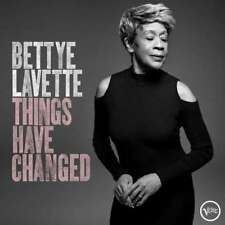 Bettye Lavette - Things Have Changed NEW CD