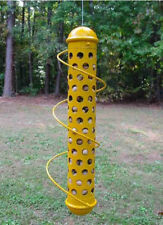 Spiral In Shell Peanut Bird Feeder (yellow) SEBQSBF9Y8Y